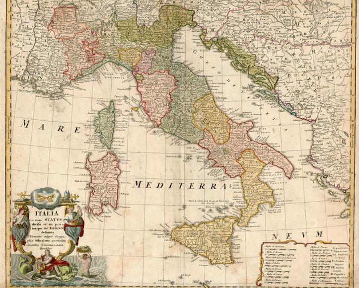 Cartina Italia Anno 500.Anno X Nr 20 Sommario Del 24 10 2012