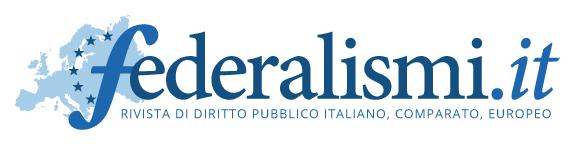 Federalismi.it Logo